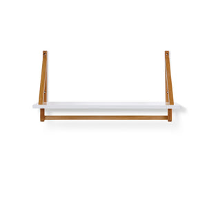 Obaby Maya Shelf - White/Natural