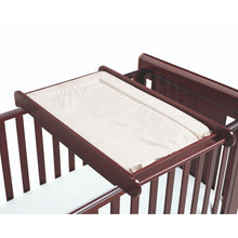 Load image into Gallery viewer, Babymore Cot Top Changer - Brown