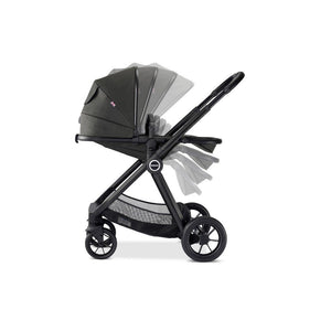 MeMore Travel System 13 Piece - Black Espresso