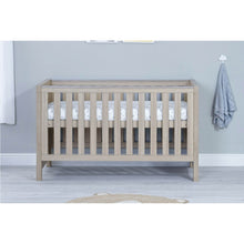 Load image into Gallery viewer, Babymore Luno Room Set 2 Pieces - Oak