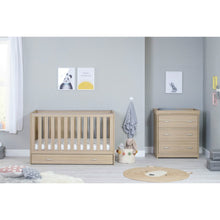Load image into Gallery viewer, Babymore Veni Room Set 2 Pieces - Oak
