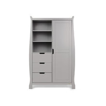 Load image into Gallery viewer, Stamford Double Wardrobe - Warm Grey