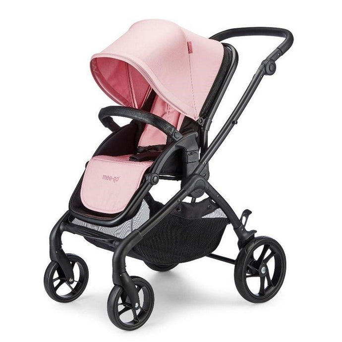 Plumo Stroller Package (incl. Accessories) - Rose Pink