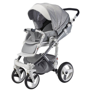 Milano Special Edition Travel System Package - Silver Charm