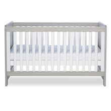 Load image into Gallery viewer, Ickle Bubba Pembrey 3 Piece Furniture Set - Ash Grey/White Trend
