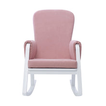 Load image into Gallery viewer, Ickle Bubba Dursley Rocking Chair - Blush Pink