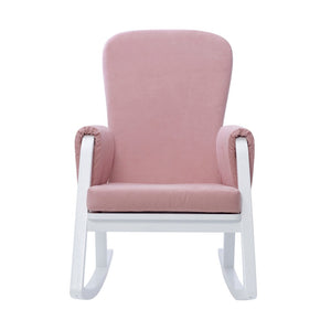 Ickle Bubba Dursley Rocking Chair - Blush Pink