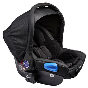 Plumo Travel System Package (incl. Car Seat & Isofix Base) - Phantom Black