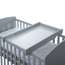 Load image into Gallery viewer, Ickle Bubba Cot Top Changer - Grey