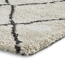 Load image into Gallery viewer, Think Rugs Atlas 01678 - Cream/Black