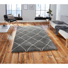 Load image into Gallery viewer, Think Rugs Atlas 01678 - Grey/Cream