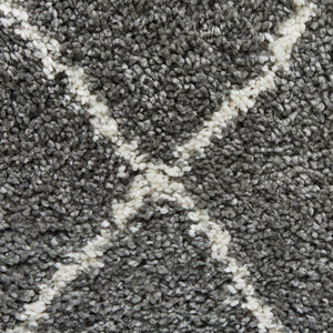 Think Rugs Atlas 01678 - Grey/Cream
