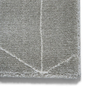 Think Rugs Aurora 53515 - Grey