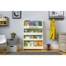 Load image into Gallery viewer, The Tidy Books Children's Bookcase - Personalised