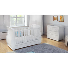 Load image into Gallery viewer, Babymore Bel Two Piece Set - White