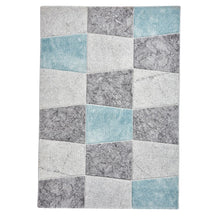 Load image into Gallery viewer, Think Rugs Brooklyn 22192 - Grey/Blue