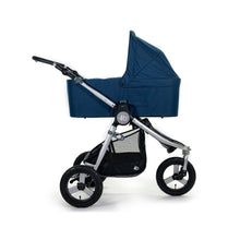 Load image into Gallery viewer, Bumbleride Single Stroller Carrycot - Maritime Blue