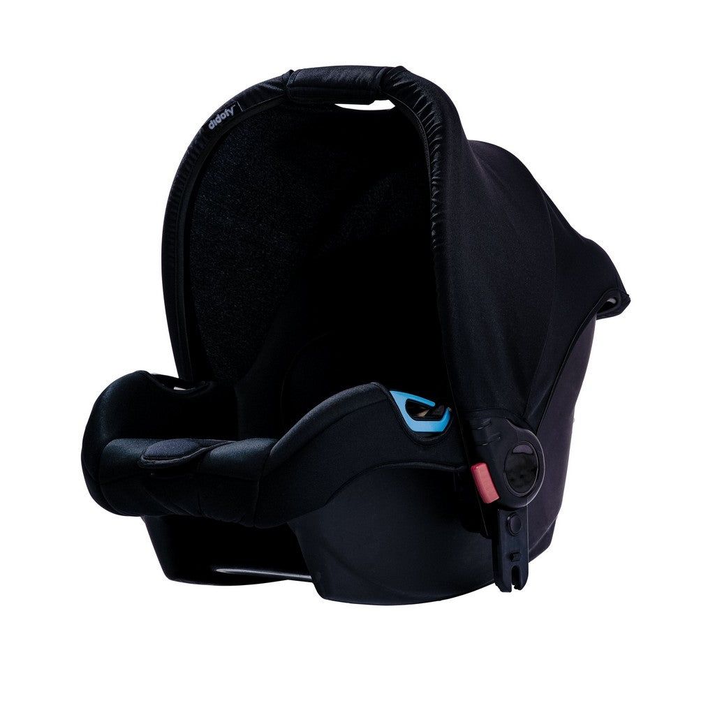 Didofy Cosmos Bloom Car Seat - Midnight Black