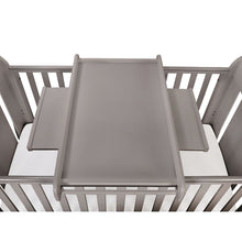 Load image into Gallery viewer, Tutti Bambini Universal Cot Top Changer - Cool Grey