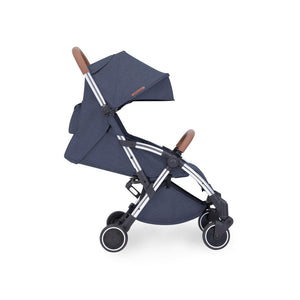 Ickle Bubba Globe Pushchair - Silver Chassis