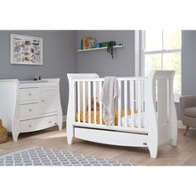 Load image into Gallery viewer, Tutti Bambini Katie 2 Piece Room Set - White