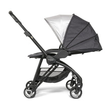 Load image into Gallery viewer, Koji Black 3 in 1 Travel System - Liquorice