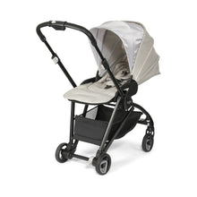 Load image into Gallery viewer, Koji Black 3 in 1 Travel System - Oatmeal