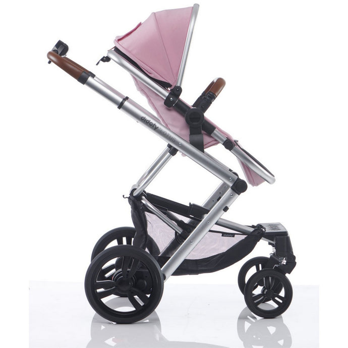 Didofy Lotus Pushchair & Carrycot - Pink