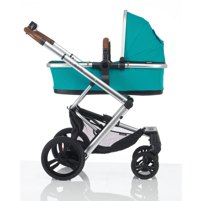 Didofy Lotus Pushchair & Carrycot - Teal