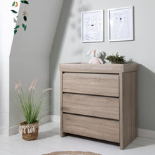 Load image into Gallery viewer, Tutti Bambini Modena Changing Unit - Oak