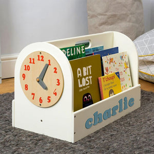 Tidy Books Books Box - Personalised