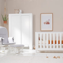 Load image into Gallery viewer, Tutti Bambini Rimini 5 Piece Room Set - Gloss White
