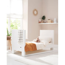Load image into Gallery viewer, Tutti Bambini Rimini  3 in 1 Cot Bed - Gloss White