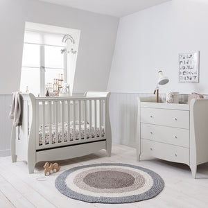 Tutti Bambini Roma Space Saver 2 Piece Room Set - Linen