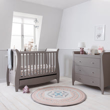 Load image into Gallery viewer, Tutti Bambini Roma Space Saver 2 Piece Room Set - Truffle Grey