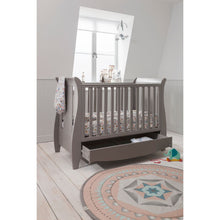 Load image into Gallery viewer, Tutti Bambini Roma Space Saver 3 Piece Room Set - Truffle Grey