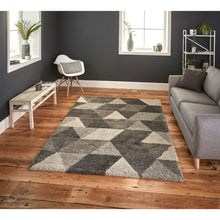 Load image into Gallery viewer, Think Rugs Royal Nomadic 7611 - Grey