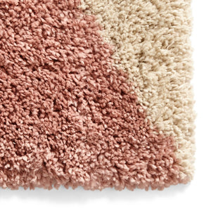 Think Rugs Royal Nomadic 7611 - Rose/Cream