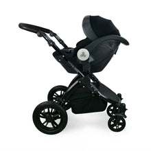 Load image into Gallery viewer, Ickle Bubba Stomp V3 All in One Mercury I-Size Isofix Travel System - Silver Chassis