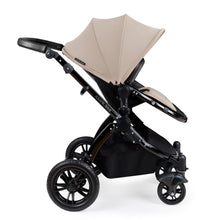 Load image into Gallery viewer, Stomp V3 2 In 1 Carrycot & Pushchair - Black / Sand