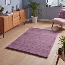 Load image into Gallery viewer, Think Rugs Teddy - Lavender