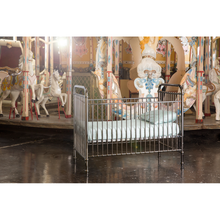 Load image into Gallery viewer, Incy Interiors Ivy Cot - Nickel