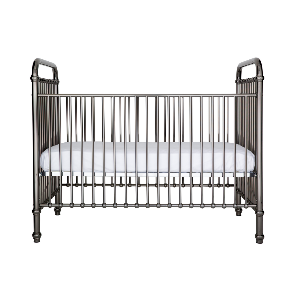 Incy Interiors Ivy Cot - Nickel