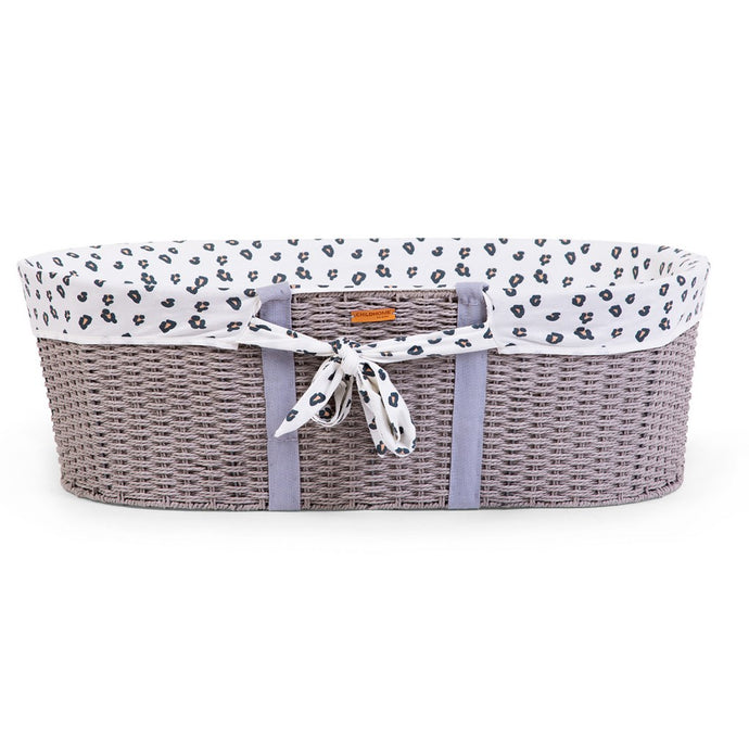 Childhome Moses Basket Cover - Leopard