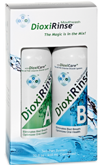 DioxiRinse - Chlorine Dioxide Mouthwash for Fresh Breath (32oz Box Set)
