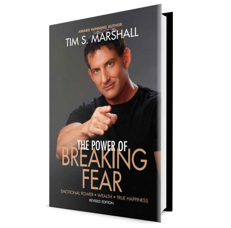 The Power of Breaking Fear [E-BOOK]