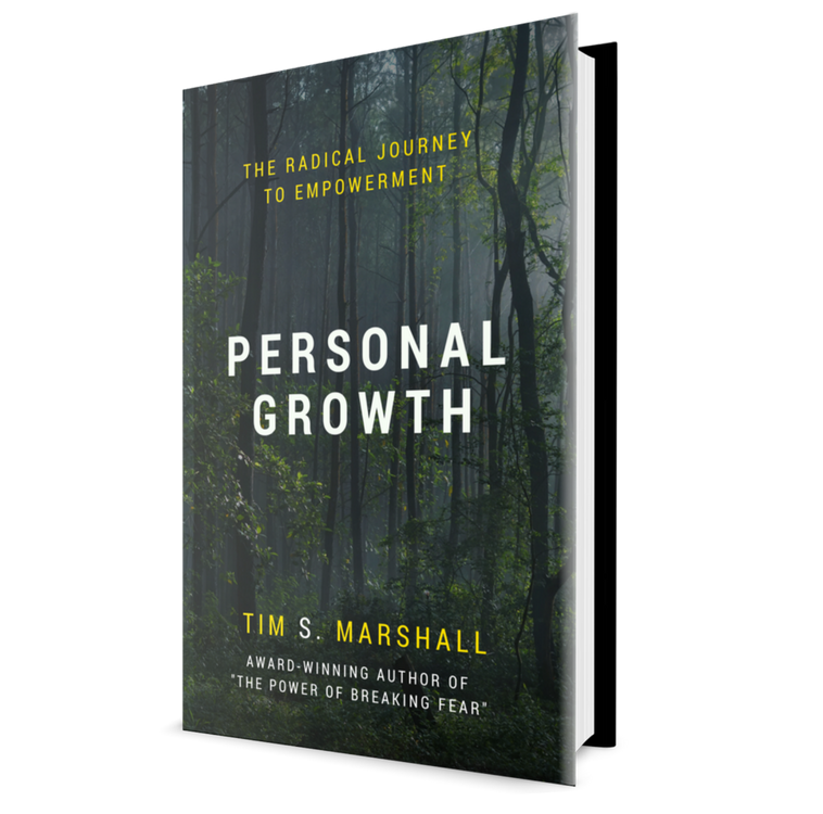 Personal Growth: The Radical Journey to Empowerment [Audio]