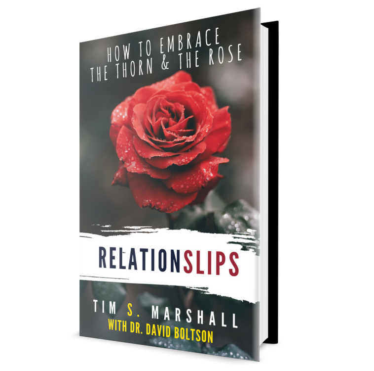 Relationslips: How to Embrace the Thorn & the Rose
