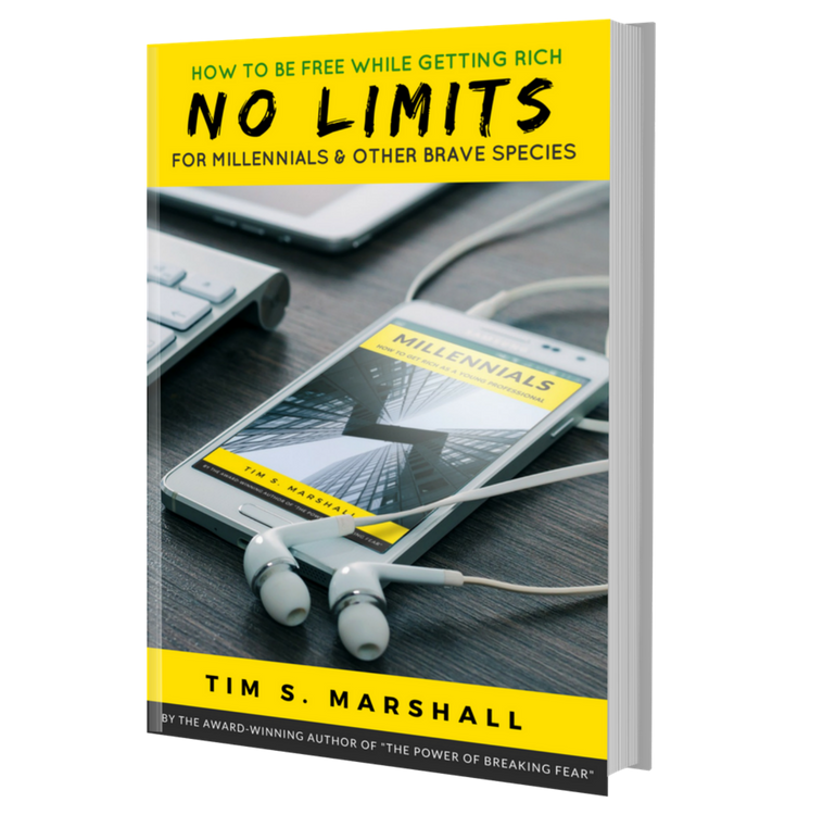 No Limits: How to Be Free While Getting Rich [E-BOOK]