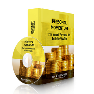 Personal Momentum: The Secret Formula to Infinite Wealth (audio download)